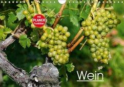 Wein (Wandkalender immerwährend DIN A4 quer)