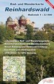 KKV Rad- und Wanderkarte Reinhardswald