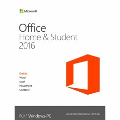 Office Home and Student 2016 (Download für Windows)