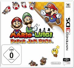 Mario & Luigi: Paper Jam Bros.(3DS)