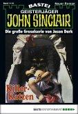 Killer-Katzen / John Sinclair Bd.1110 (eBook, ePUB)