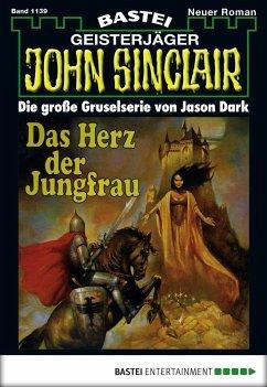 Das Herz der Jungfrau (1. Teil) / John Sinclair Bd.1139 (eBook, ePUB)