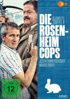 Die Rosenheim-Cops - Die komplette Staffel 4 (5...