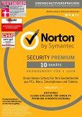 Norton Security Premium 3.0 - 10 Geräte
