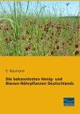 Die bekanntesten Honig- und Bienen-Nährpflanzen Deutschlands
