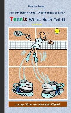 Tennis Witze Buch Teil II