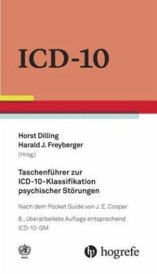 Taschenführer zur ICD-10-Klassifikation psychischer Störungen