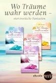 Wo Träume wahr werden - vier erotische Fantasien (eBook, ePUB)