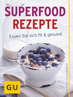 Superfood Rezepte (eBook, ePUB)