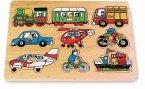 Small Foot Company 7086 - Setzpuzzle: Verkehr