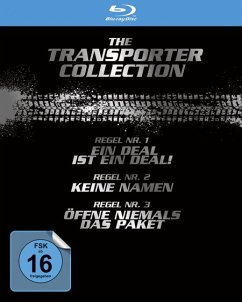 Transporter Collection Bluray Box