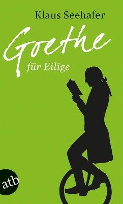 Goethe für Eilige (eBook, ePUB) - Seehafer, Klaus