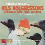 Nils Holgerssons wunderbare Reise durch Schweden (Ungekürzt) (MP3-Download)