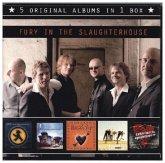 5 original albums in 1 box, 5 Audio-CDs