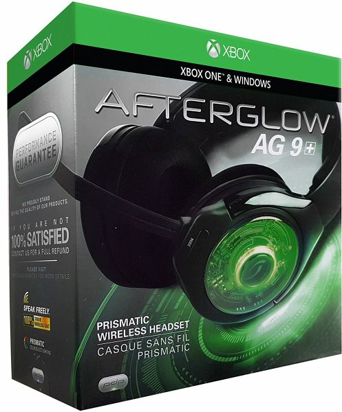 afterglow ag9 wireless headset prismatic portofrei bei. Black Bedroom Furniture Sets. Home Design Ideas