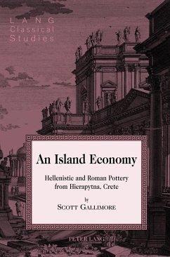 An Island Economy - Gallimore, Scott
