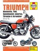 Triumph Bonneville, T100, Speedmaster, America, Thruxton & S