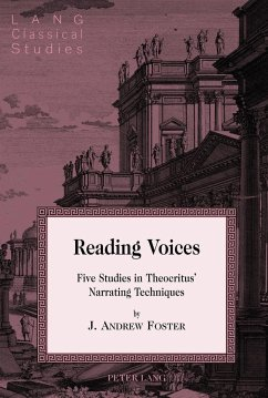 Reading Voices - Foster, J. Andrew