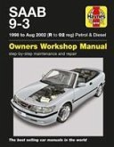 Saab 9-3 Petrol and Diesel Service and Repair Manual