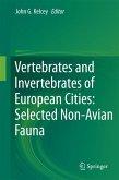Vertebrates and Invertebrates of European Cities:Selected Non-Avian Fauna (eBook, PDF)
