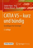 CATIA V5 – kurz und bündig (eBook, PDF)