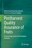 Postharvest Quality Assurance of Fruits (eBook, PDF)
