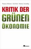 Kritik der Grünen Ökonomie (eBook, PDF)