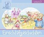 Sterntaler Einschlafgeschichten, 1 Audio-CD