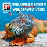 WAS IST WAS Hörspiel: Schlangen & Echsen/ Vögel (MP3-Download)