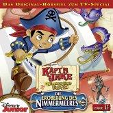 Disney - Käpt´n Jake und die Nimmerland Piraten - Folge 15 (MP3-Download)