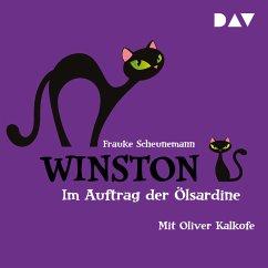 Im Auftrag der Ölsardine / Winston Bd.4 (MP3-Download) - Scheunemann, Frauke