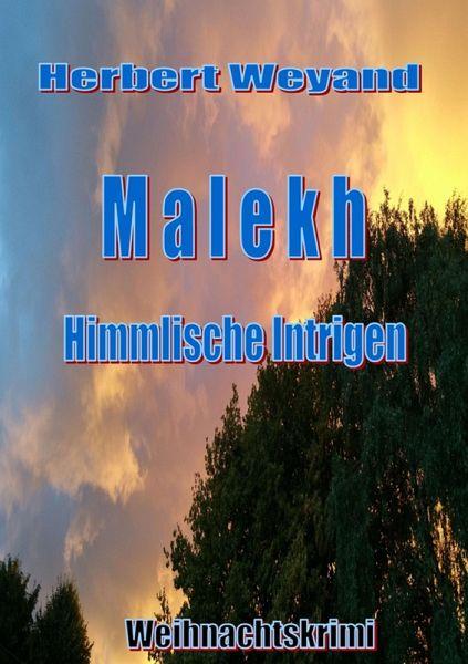 Malekh (eBook, ePUB) - Weyand, Herbert