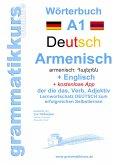 Wörterbuch Deutsch - Armenisch Hajeren lesu - Englisch Niveau A1