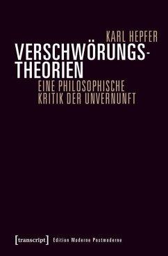 Verschwörungstheorien (eBook, PDF) - Hepfer, Karl