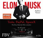 Elon Musk, 6 Audio-CDs