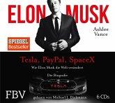 Elon Musk, 6 Audio-CDs