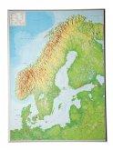 Relief Skandinavien 1:2.900.000