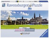 Ravensburger 19619 - Dresden Canaletto Blick, 1000 Teile Puzzle