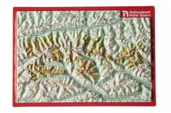 Reliefpostkarte Nationalpark Hohe Tauern - Markgraf, André; Engelhardt, Mario