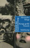 Kongs große Stunde (eBook, ePUB)