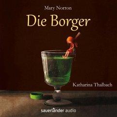Die Borger Bd.1 (MP3-Download) - Norton, Mary