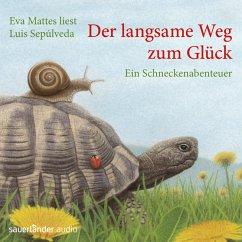 Der langsame Weg zum Glück - Ein Schneckenabenteuer (MP3-Download) - Sepúlveda, Luis