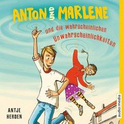 Anton und Marlene und die wahrscheinlichen Unwahrscheinlichkeiten / Anton und Marlene Bd.1 (MP3-Download) - Herden, Antje