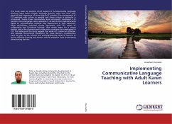 Implementing Communicative Language Teaching with Adult Karen Learners