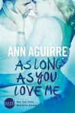 As Long As You Love Me (eBook, ePUB)