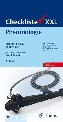 Checkliste Pneumologie - Bals, Robert;Lorenz, Joachim