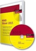 NWB Steuer 2015, CD-ROM