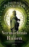 Das Vermächtnis der Runen / Bruderschaft der Runen Bd.2 (Mängelexemplar)