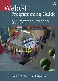 WebGL Programming Guide (eBook, PDF) - Matsuda Kouichi; Lea Rodger
