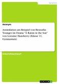 Assimilation am Beispiel von Beneatha Younger im Drama